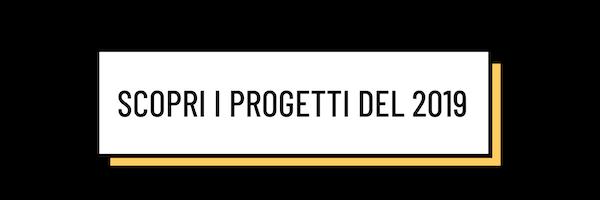 PROGETTI BANDO ALLE CIANCE 2019